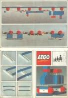 LEGO SYSTEM - PLAN NOTICE MINIATURE (3164) - Plans