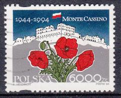 POLEN - Michel - 1994 - Nr 3488 - Gest/Obl/Us - 1944-.... République
