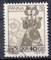 POLEN - Michel - 1996 - Nr 3589x - Gest/Obl/Us - 1944-.... République