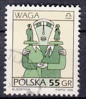POLEN - Michel - 1996 - Nr 3597 - Gest/Obl/Us - 1944-.... République