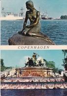 "Dinamarca--Copennhagen--The ""Gefion""- Fountain - Dinamarca"