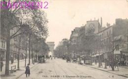 PARIS L'AVENUE DE WAGRAM 75008 - District 08