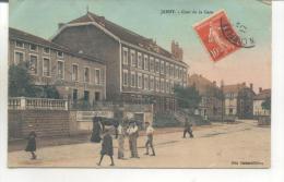 Jarny, Cour De La Gare - Jarny