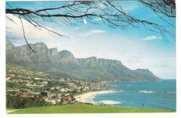 Südafrika - South Africa - Camps Bay And The Twelve Apostles Cape - Südafrika