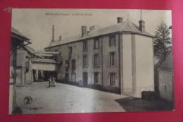 Cp Mezilles Le Moulin Rouge - Frankreich