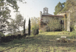 ABBAYE ST PIERRE DE CANONS   AURONS (DIL161) - Eglises Et Cathédrales