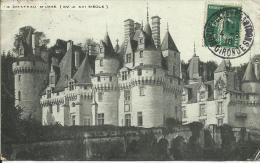 CPA  Le Chateau D'USSE (XVI Siècle) - Otros Municipios
