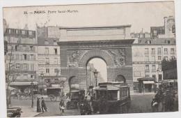 CPA   PARIS   Porte Saint-Martin - Ohne Zuordnung