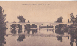 MOUSSAC SUR VIENNE Le Pont - Francia