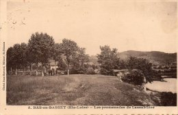 BAS-en-BASSET-les Promenades De Lassabliere - France