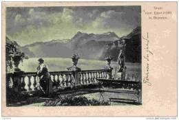 SUISSE-BRUNNEN-Gruss Vom Eden Hôtel - Switzerland