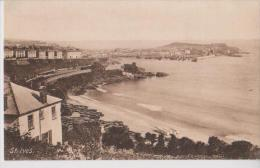ANGLETERRE CORNWALL SCILLY ISLES ST IVES BELLE CARTE RARE !!! - St.Ives