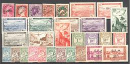 Algérie: Lot A étudier, Voir Scan, Forte Côte!!! - Algérie (1924-1962)