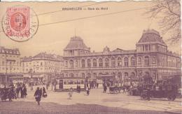 Bruxelles  - Gare Du Nord - Ferrovie, Stazioni