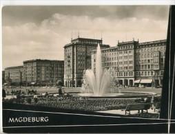 D452 - MAGDEBURG - Wilhelm Pieck Allee - Magdeburg