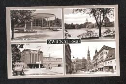 Zwickau SA USED STAMP REMOVED - Zwickau