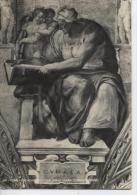 (ART20) MICHELANGELO. LA SIBILA CUMEA (CAPPELLA SISTINA. ROMA) - Paintings