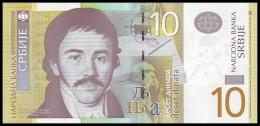 SERBIA. 10 Dinara - 2006. Pick 46. UNC - Serbia