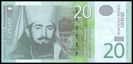 SERBIA. 20 Dinara - 2006. Pick 47. UNC - Serbie