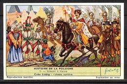 HISTOIRE DE LA POLOGNE - SOBIESKI A VIENNE - Liebig