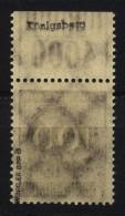 D.R.OPD-Oberänder,OPD Königsberg,289a,OR,1.11.1,xx,gep.( 4650) - Ongebruikt