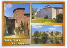 C.P.M. Mortemart - Ancien Château - France