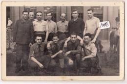 CPA -  Allemagne - Dortmund - Carte Photo Du Stalag VI D - ( En L´état -petits Trous D´épingles) - Militaria - Dortmund
