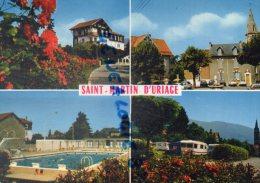 38 - SAINT MARTIN D´ URIAGE - - France