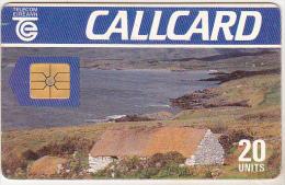 Ireland Old Phonecard - Callcard - 20 Units - Irlanda