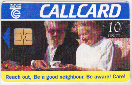 Ireland Old Phonecard - Reach Out - 10 Units - Irlanda