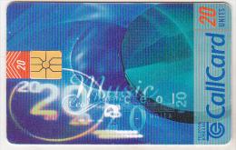 Ireland Old Phonecard - Music - 20 Units - Irlande