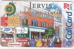 Ireland Old Phonecard - Jervis - 20 Units - Irlanda