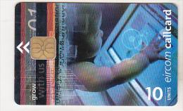 Ireland Old Phonecard - Grow With Us - 10 Units - Irlanda