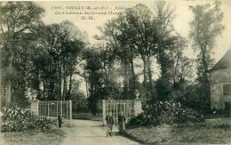 91 ORSAY ++ Allée Du Château Du Grand Mesnil ++ - Orsay