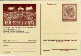 AUTRICHE - AUSTRIA - ENTIER FESTIVAL BREGENZ - Musica