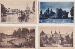 14 / 1 / 141   - LOT  DE  20  CPA  DE  METZ - Toutes Scanées - Cartoline