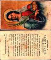 70494 ) Santa Lucia V.martire - Gesù