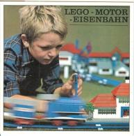 LEGO SYSTEM - LEGO MOTOR - EISENBAHN - CATALOGUE Et à La Fois LIVRE D´IDEES (3142-ty) - Catalogs