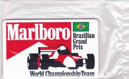 1 Lot Stickers Marlboro Neuf Et Dans L'emballage D'origine - Automovilismo - F1