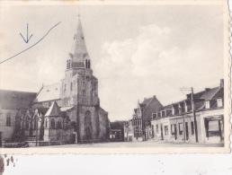DENDERLEEUW : Kerk En Marktplein - Denderleeuw