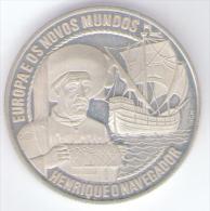 PORTOGALLO 25 ECU 1991 AG SILVER - Portugal