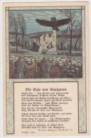 Die Eule Von Sapigneul, Feldpost, Königlich Sächsisches Jäger-Bataillon 12, WKI - Guerre 1914-18