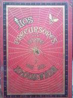 GRAN LIBRO LOS PRECURSORES DEL ARTE Y DE LA INDUSTRIA - J.G.WOOD - AÑO 1886 - BELLOS GARBADOS.NATURALEZA. LOS PRECURSORE - Sciences Manuelles