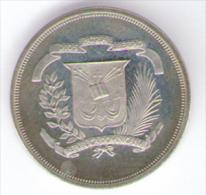DOMINICANA 5 CENTAVOS 1978 FONDO SPECCHIO - Dominicana