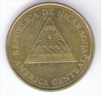 NICARAGUA 25 CENTAVOS 2002 - Nicaragua