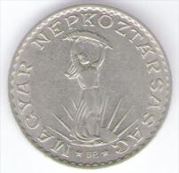 UNGHERIA 10 FORINT 1972 - Ungheria