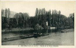 91 RIS-ORANGIS ++ Bords De La Seine (Amont) ++ - Ris Orangis