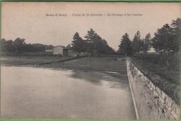 78 BOIS-d'ARCY - Etang De St-Quentin - La Grange Et Les Remises - Bois D'Arcy