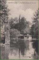 91 BRUNOY - Le Barrage Au Moulin De Rochopt - Brunoy