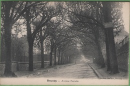 91 BRUNOY - Avenue Portalis - Brunoy